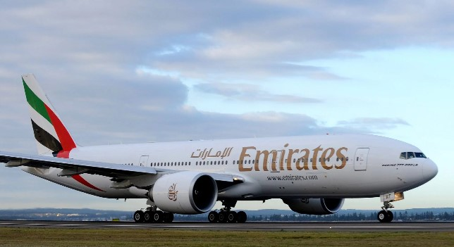 FG Bans Emirates Flights